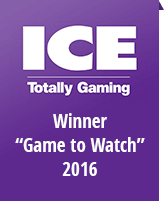 Winner of the 2016 'Game to Watch' Award